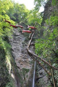 Grotte Lago Lugano