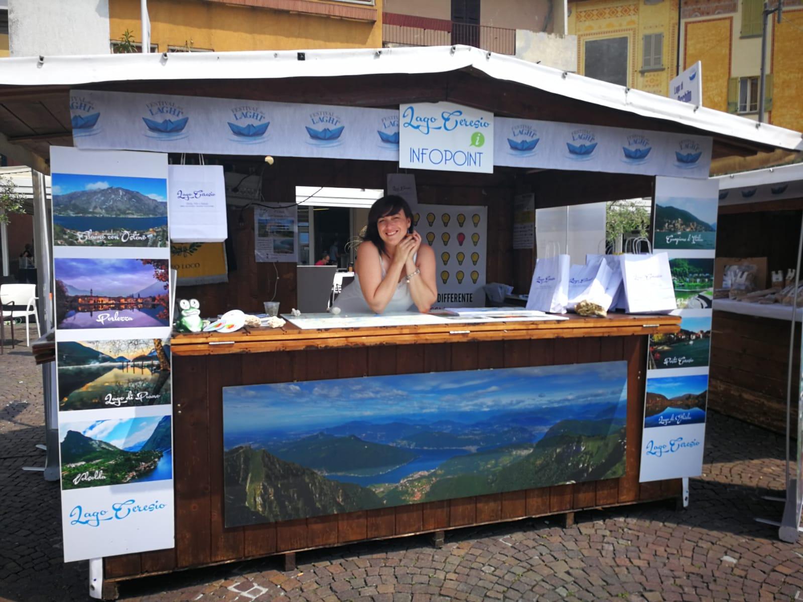 Presenti! Le Grotte di Rescia al Festival dei Laghi