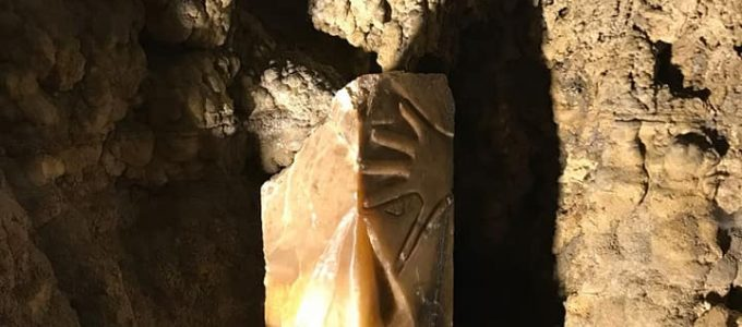 mostra grotte Lago Lugano